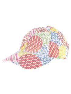 Casquette patchwork fille CYAMACAP / 18SI01U1CHA099