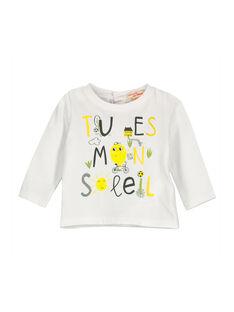 Tee-shirt manches longues bébé garçon FULITEE2 / 19SG1022TML000