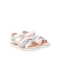 Sandales Blanc LFSANDCLAIRE / 21KK355KD0E000