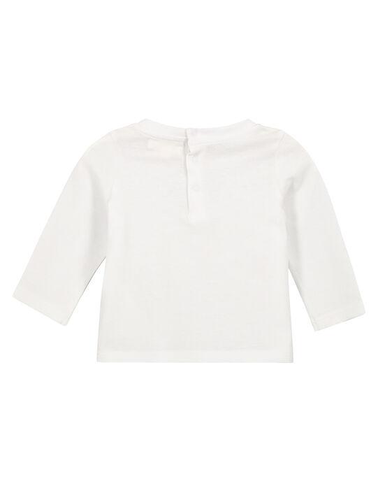 Tee-shirt manches longues bébé garçon FUCOTEE2 / 19SG1082TML000
