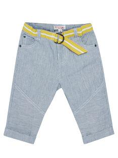 Pantalon Ecru JUTROPAN1 / 20SG10F2PAN001