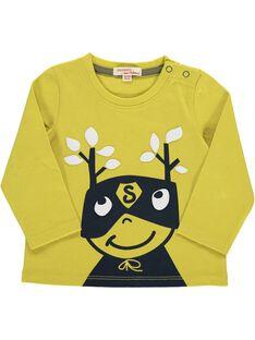 Tee-shirt manches longues fantaisie bébé garçon DUJOTEE2 / 18WG1033TML605