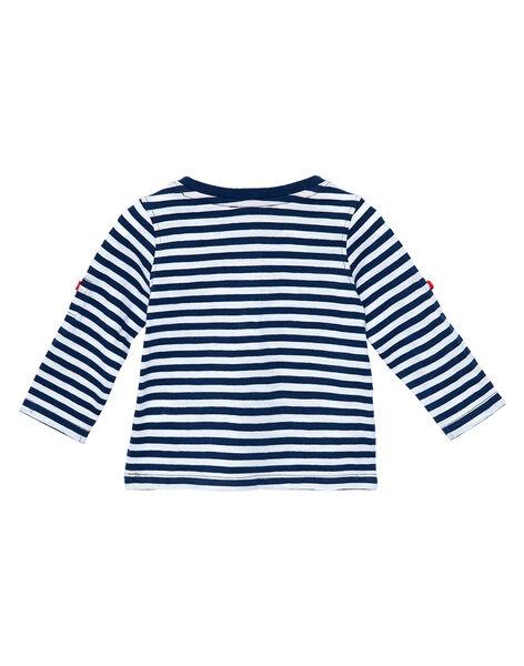 Tee Shirt Manches Longues Ecru JUJOTUN1 / 20SG1043TML001