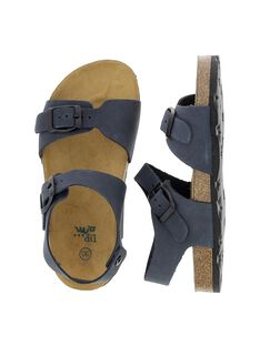 Sandale en cuir garçon CGNUBOUCLE / 18SK36W9D0E070