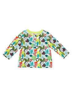 Tee Shirt Manches Longues Ecru JUCLOTEE1 / 20SG1012TML001