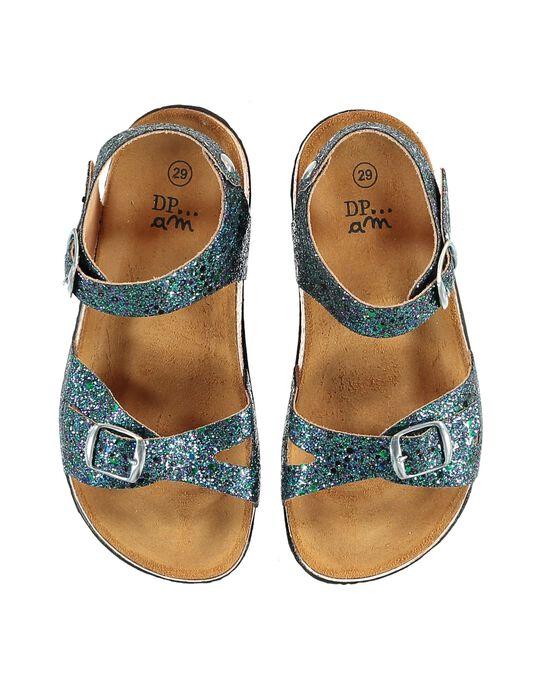 Sandales Bleu JFNUSIRENE / 20SK35ZBD0EC218