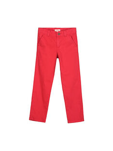 Pantalon Rouge FOJOCHINO4 / 19S90234D2BF505