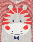 Dors-bien hippopotame bébé garçon FEGAGREZEB / 19SH1441GRE099