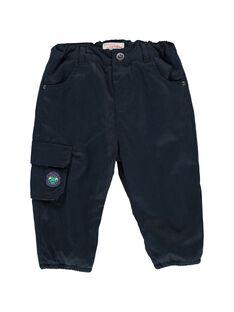Pantalon doublé polaire bébé garçon DUVIOPAN / 18WG10H1PAN717