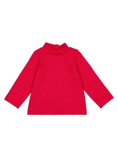 Sous Pull Rouge GIJOSOUP3 / 19WG09L2SPLF521