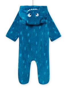 SurPyjama Bleu marine MEGASURPYJ / 21WH1491SPY715