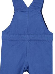 Salopette Bleue GUTRISAL / 19WG10J1SALC221