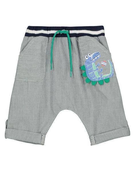 Pantalon sarouel bébé garçon FUCAPAN1 / 19SG10D1PAN099