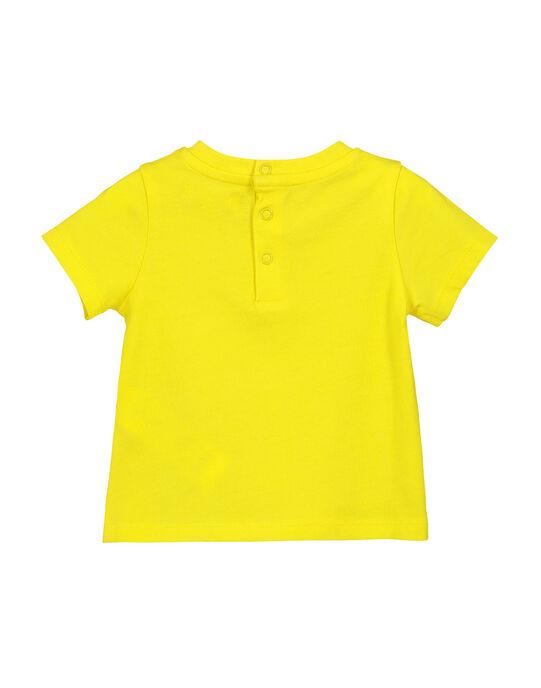 Tee-shirt fantaisie bébé garçon FUJOTI1 / 19SG1031TMC102