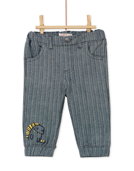 Pantalon chevron Bébé garçon KUREPAN2 / 20WG10G3PANJ906