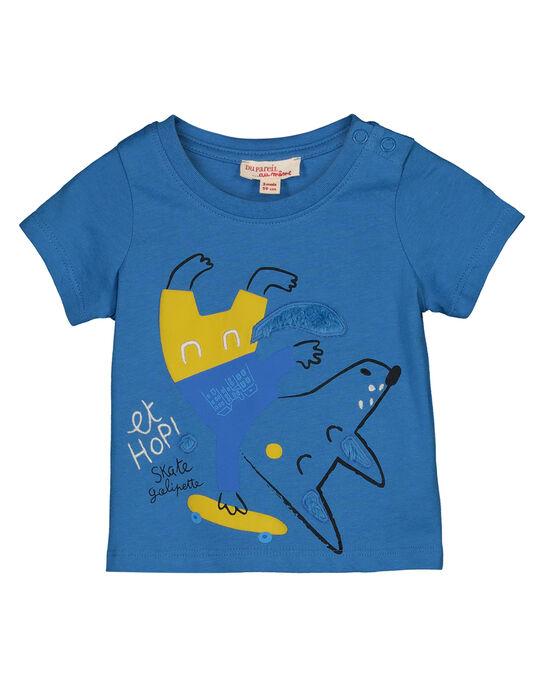 Tee shirt manches courtes GUBLETI / 19WG1091TMCC232