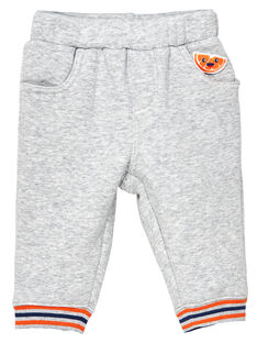 Pantalon Gris JUVIPAN / 20SG10D1PANJ908