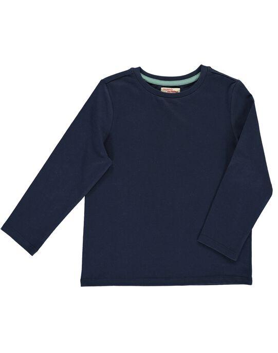 Tee-shirt manches longues garçon DOJOTEE2 / 18W90238D32705