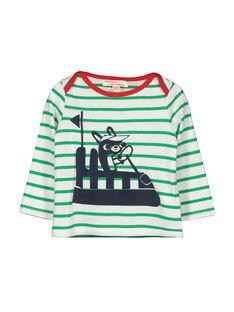 Tee-shirt manches longues bébé garçon FUCOTEE3 / 19SG1083TML099
