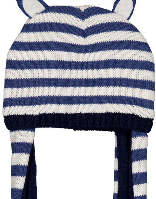 Bonnet Bleu GYUTRIBON / 19WI10J1BONC221