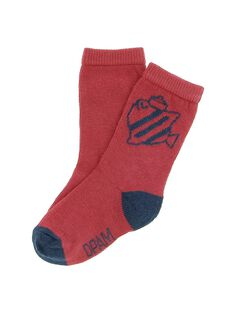 Chaussettes Rouge  DYUJOCHO6A / 18WI10J1SOQF517