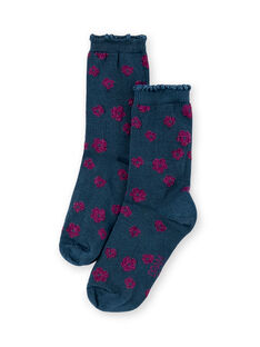 Chaussettes fille KYAECOCHO / 20WI01H1SOQ714