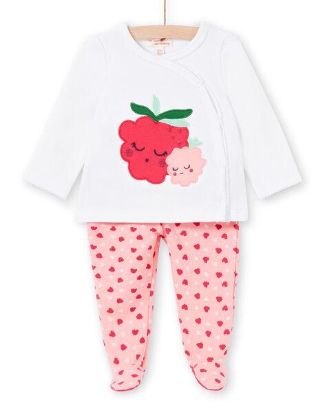 Pyjama Rose LEFIPYJFRA / 21SH1351PYJD308