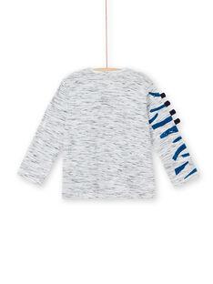 Tee Shirt Manches Longues Gris LOBLETEE3 / 21S902J2TMLJ920