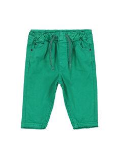 Pantalon Vert FUJOPAN3 / 19SG1033PANG603