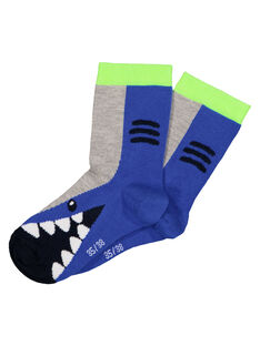 "Chaussettes motif ""requin""  GYOBLACHO / 19WI02S1SOQC209"
