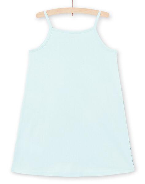 Chemise de Nuit Bleue LEFACHURAG / 21SH11C2CHN219