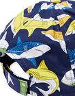 Chapeau Bleu marine LYOMERCAP / 21SI02D1CHA070