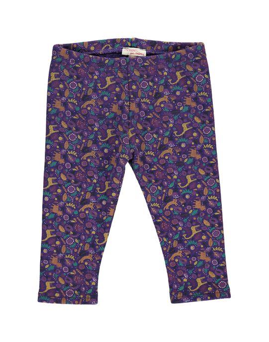 Pantalon en molleton bébé fille DIVIOPAN2 / 18WG09H2PAN099