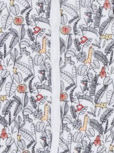 Grenouillère Blanche LOU1GRE2 / 21SF04H1GRE000