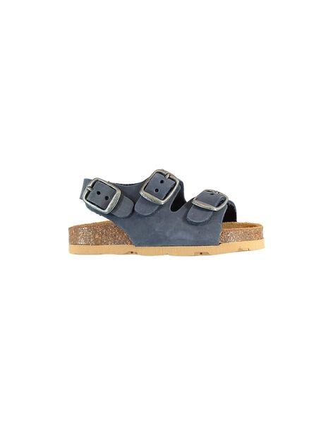 Sandales Bleu JBGNUBLEU / 20SK38Z7D0EC218