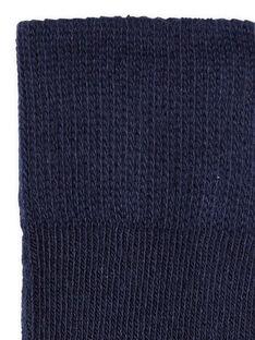Collant Bleu marine LYIHACOL / 21SI09X1COL070