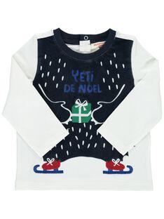 Tee-shirt de Nol bébé garçon DUCRATEE / 18WG10R1TML000