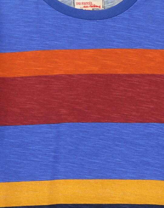 Tee-shirt manches courtes garçon FOBATI1 / 19S90261TMC001