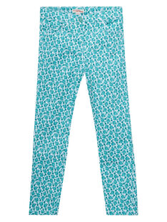 Pantalon imprimé fleurie JABOPANT / 20S901H1PAN000