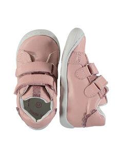 Basket cuir flex bébé fille FBFBASFLEX / 19SK3741D3F030