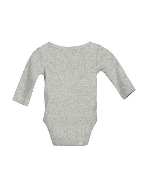 Body manches longues bébé mixte FOU1BOD1 / 19SF7711BOD943