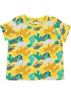Tee-shirt manches courtes bébé garçon CUPITI3 / 18SG10I3TMC009