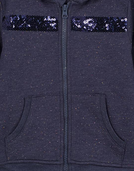 veste de jogging à capuche GAJOHAUJOG1 / 19W90133D33222