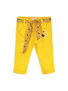 Pantalon bébé garçon FULIPAN1 / 19SG1021PAN412