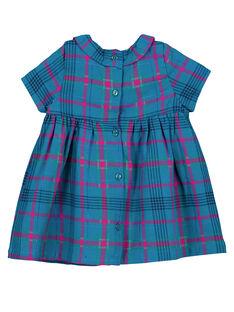 Robe Bleu marine GIMUROB2 / 19WG09F1ROB715