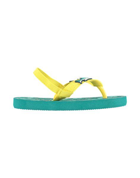 Tong de plage Turquoise JGTONGREQ / 20SK36Z2D01202