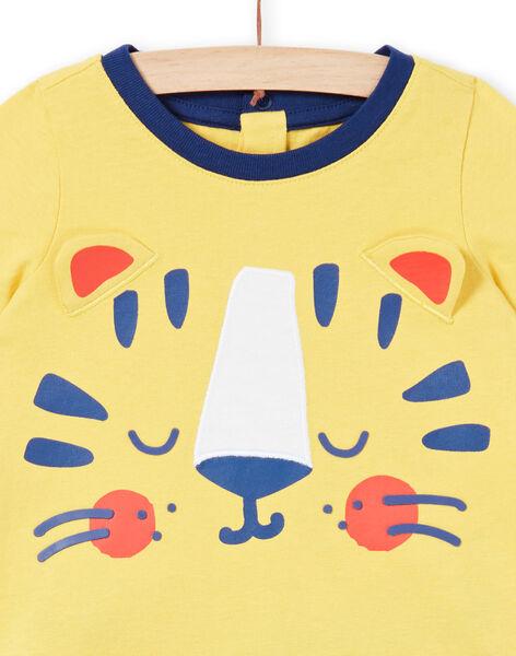 Pyjama Jaune  LEGAPYJTIG / 21SH14C1PYJB116