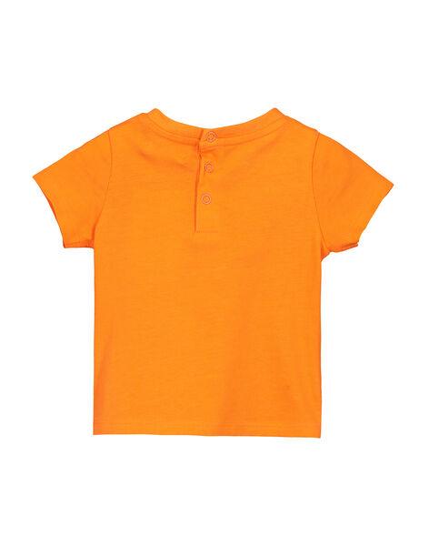 Tee-shirt fantaisie bébé garçon FUJOTI3 / 19SG1033TMC405