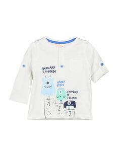 Tee-shirt manches longues bébé garçon FUNETUN / 19SG10B3TML000