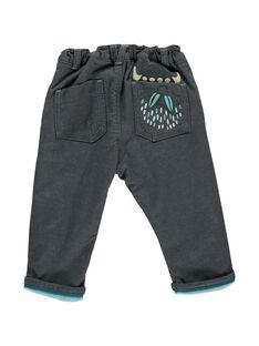 Pantalon bébé garçon DUGIPAN1 / 18WG10N1PAN099